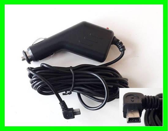 Зарядка - Блок Питания Для Видеорегистратора Адаптер Для Навигатора (MINI), фото 2