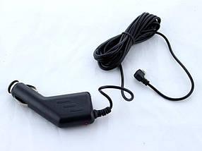 Зарядка - Блок Питания Для Видеорегистратора Адаптер Для Навигатора (MINI), фото 3