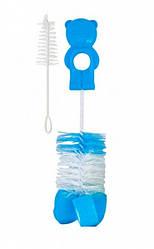 Щетка для мытья бутылочек и сосок Canpol babies (2/410 Голубой)