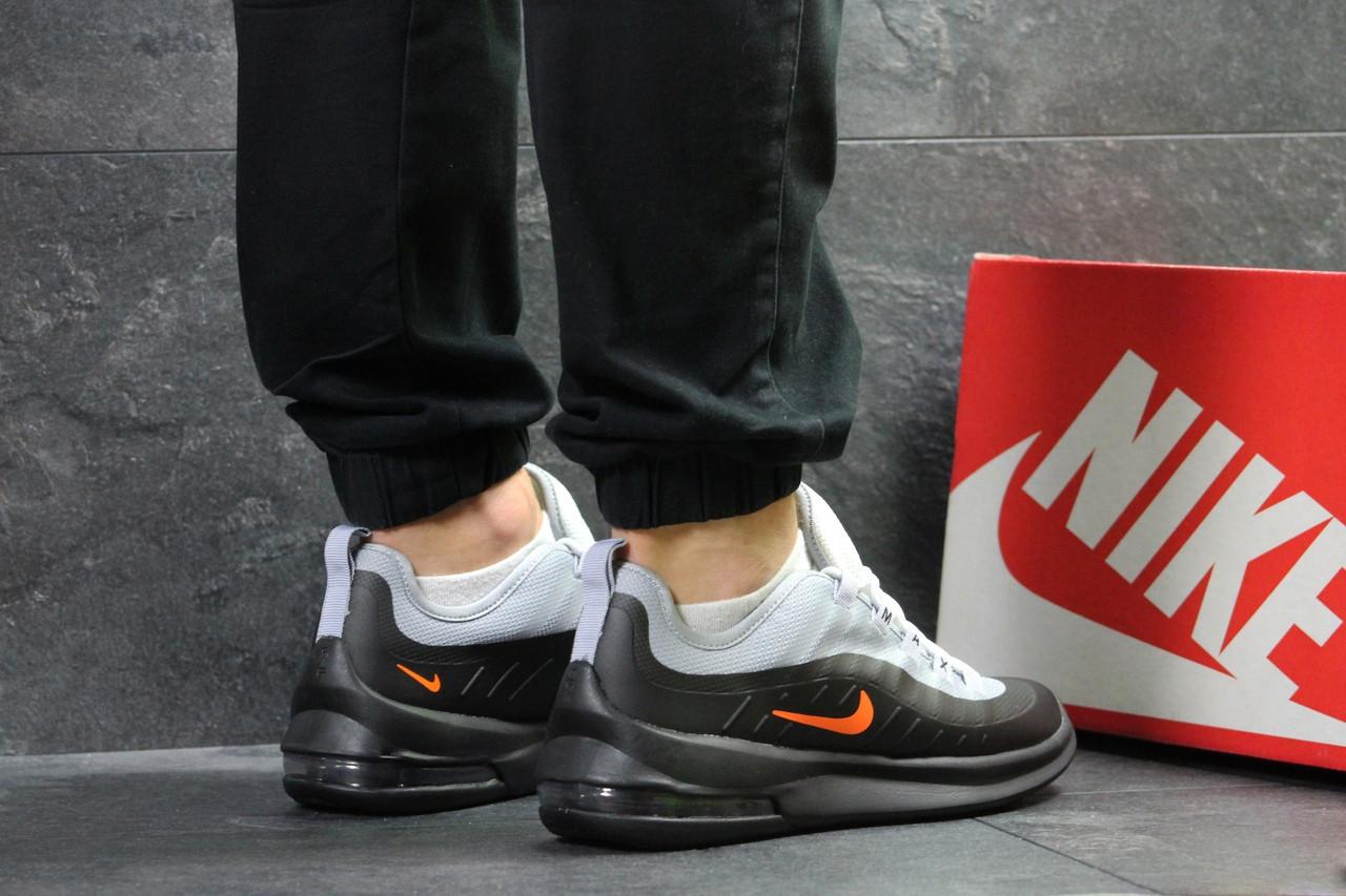77ac171c Мужские кроссовки черные с серым Nike Air Max Axis 7031 (nike кроссы  мужские беговые air ...