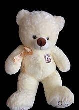 Плюшевий Ведмедик 68 см іграшка м'яка ідеальний подарунок для будь-якого віку