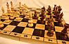 Шахматы деревянные 52 см Украина