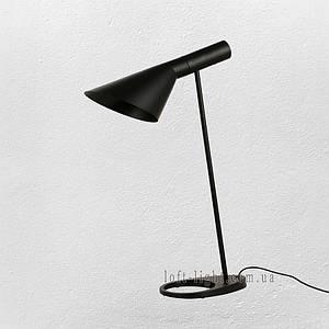 Настольная лампа св стиле лофт ( модель 56-PR5528-1 BK )
