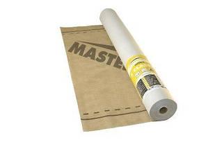 Кровельная Mastermax 3 Classic супердиффузионная мембрана (120кг/м3) 75м2