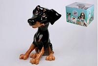 Статуэтка Собака Нельсон 22 см 384-045