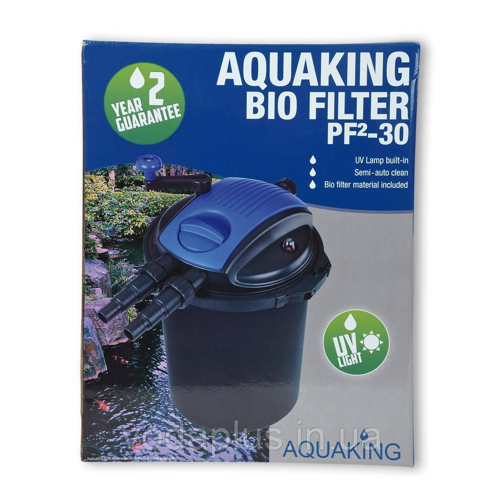 Напорный фильтр для пруда AquaKing PF2-30 ECO