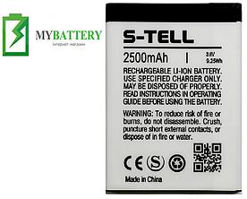 Оригинальный аккумулятор АКБ (Батарея) для S-Tell3 M511 2500 mAh 3.8V