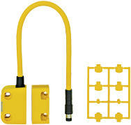 506333 магнітні захисні вимикачі PILZ PSEN ma1.4p-52/PSEN ma1.4-03mm/ 1unit, фото 2
