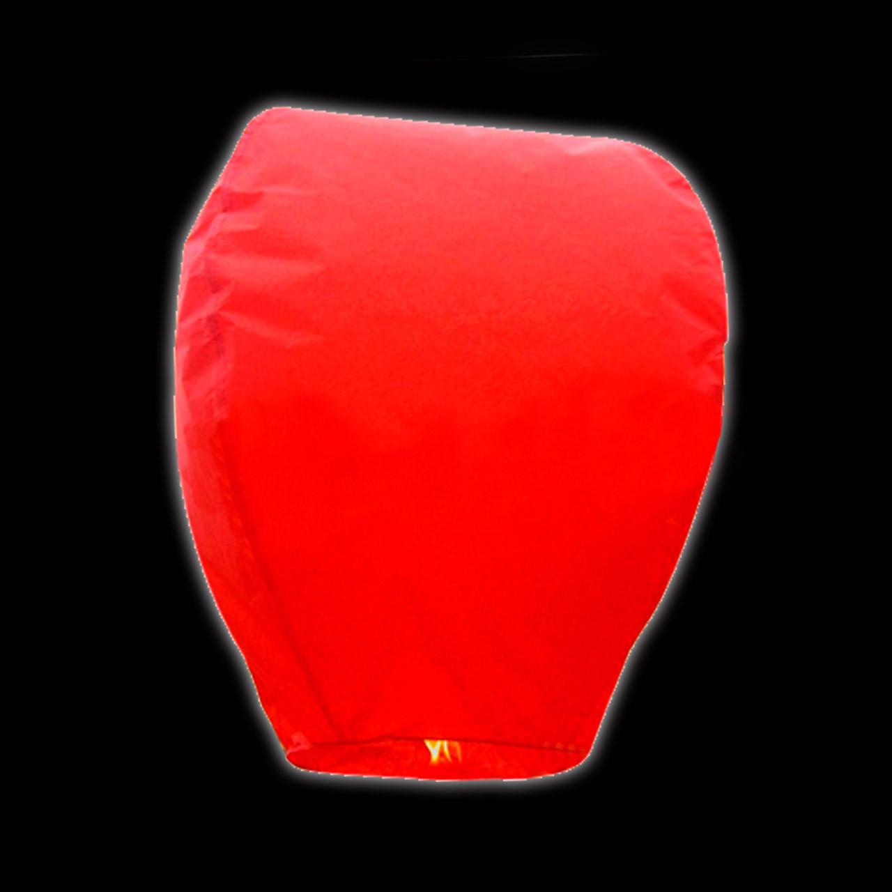 Небесный китайский летающий фонарик желаний, Купол