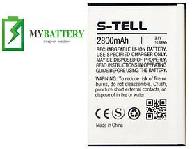 Оригинальный аккумулятор АКБ (Батарея) для S-Tell3 M655 2800 mAh 3.8V