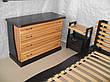 """Комод для спальни из массива натурального дерева """"Конго - 2"""" (двухцветный), фото 4"""