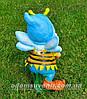 Садовая фигура Мотылек с лейкой и Мотылек с ведром, фото 6