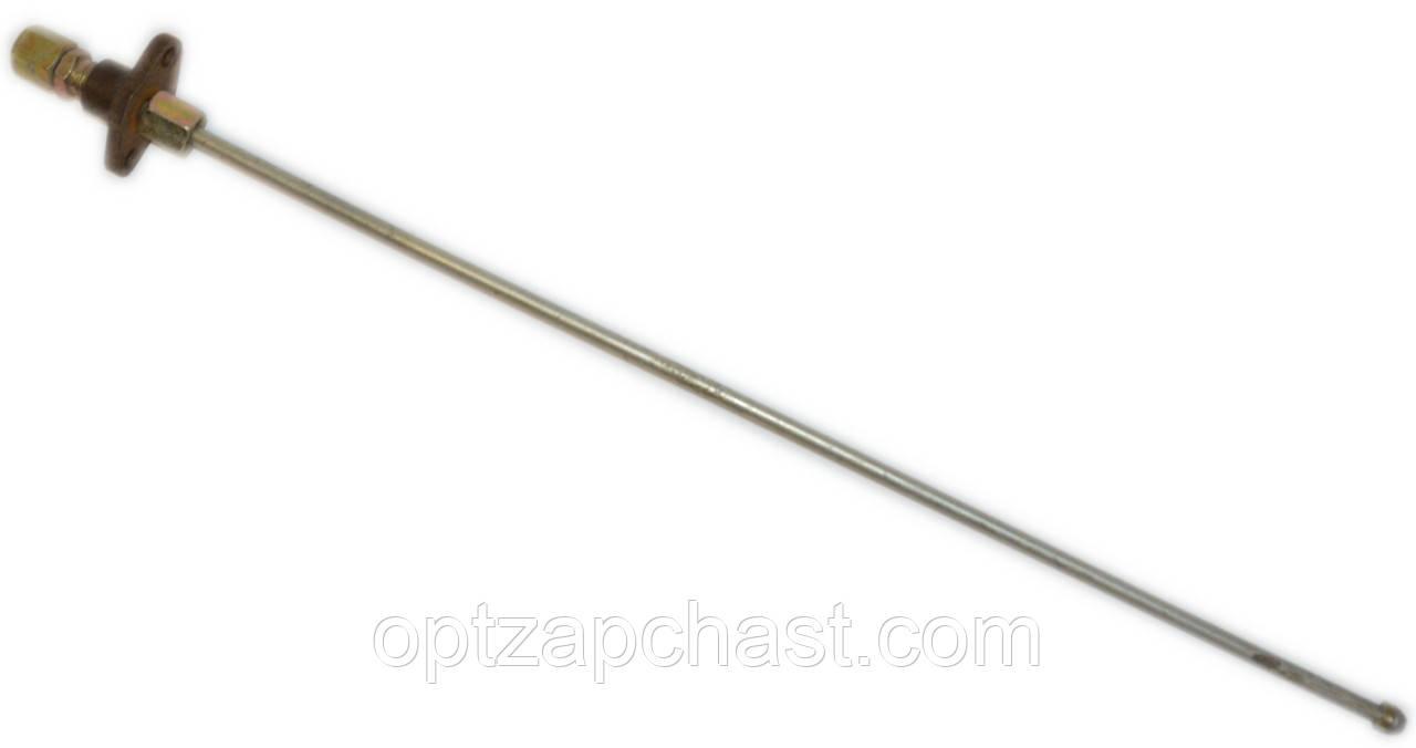Трубка топливная ЯМЗ-236 с фланцем (236-1104308-10)