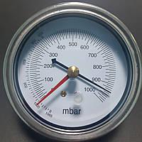 Вакууметр для измерения глубины вакуума 75мм