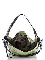 Женская кожаная сумочка Velina Fabbiano 37147-3, фото 3