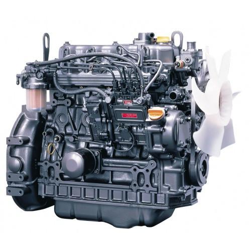 Запчасти для двигателей KOMATSU
