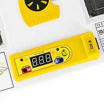 Инкубатор автоматический Инверторный Теплуша Люкс 72 (ламповый), фото 3