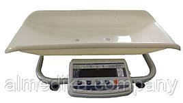 Весы медицинские для новорожденных ТВЕ1-20-10-(300х550)-12ра-М