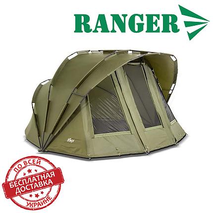 Палатка Ranger EXP 2-mann Bivvy+Зимнее покрытие для палатки, фото 2