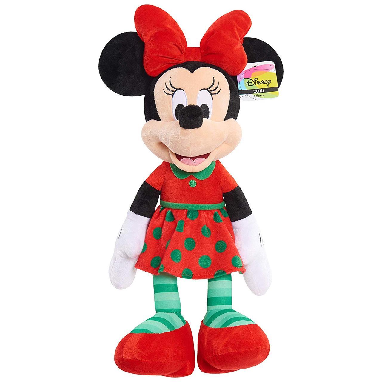 Минни Маус плюшевая игрушка 55 см Дисней / Minnie Mouse Disney