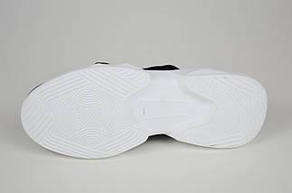 Кроссовки женские текстильные черные Lonza 8805, фото 3