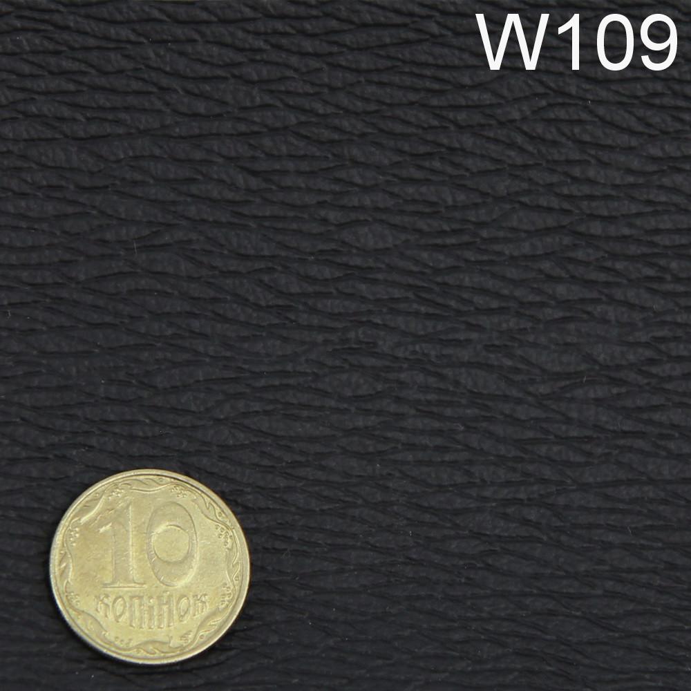Термовинил HORN (черный W109) для обтяжки торпеды