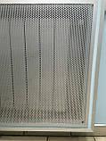 Декоративні металеві екрани на батареї, фото 3