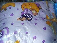 Одеялко и подушка  поликаттон - Ковдра і подушка дитячі поликаттон