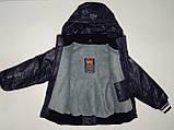 Куртка демисезонная для мальчика ТМ Эволюшн, фото 2