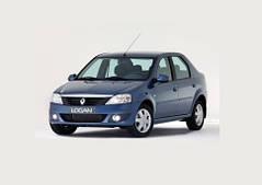 Renault Logan Седан (2004 - 2013)