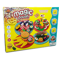 Пластилин Magic Dough Fast Food