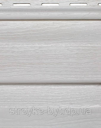 Сайдинг BORYSZEW Стандарт білий, фото 2
