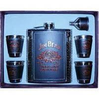 Мужской подарочный набор Jim Beam GT-064,качественный товары,сувениры для мужчин