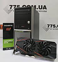 Игровой компьютер, Intel Core i5-2400 3.4GHz, RAM 8ГБ, SSHD 500ГБ, GTX 1060 3GB, гарантия, оплата частями!, фото 1