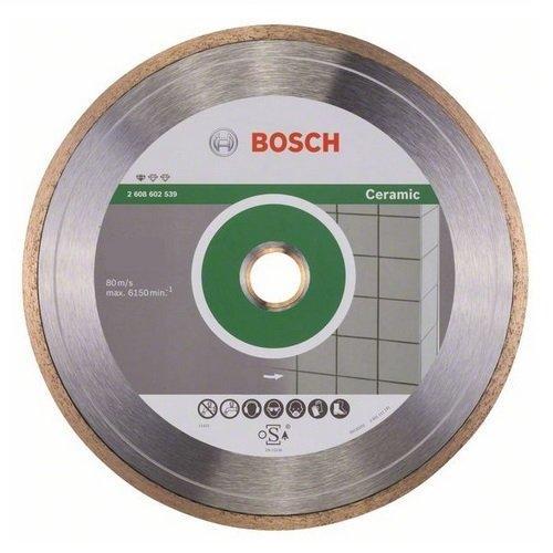 Диск отрезной Bosch Corona по керамической плитке Professional 200
