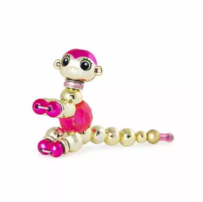 Twisty Petz Honeycomb Monkey Твисти Петс Обезьянка Ханни магический браслет для девочек