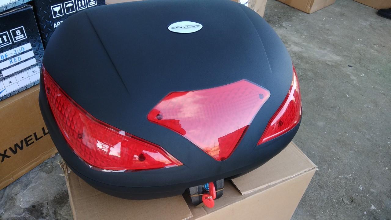 Кофр для мотоцикла (багажник) FXW HF885 на два шлема