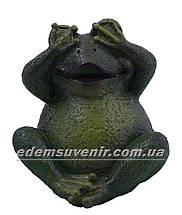 Садовая фигура Жаба глухая, немая и слепая, фото 2