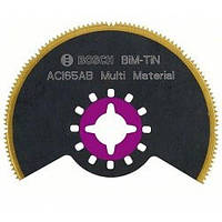 Сегментный пильный диск Bosch BIM-TiN ACI 65 AB Multi Material