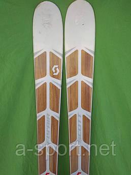 Гірські лижі бу Scott Fly'air 165 см скітур, фрірайд, 2013р