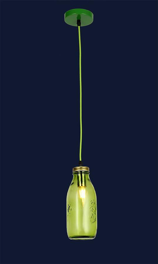Люстра подвесная Levistella 756PR5520-1 GREEN