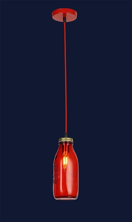 Люстра підвісна Levistella 756PR5520-1 RED