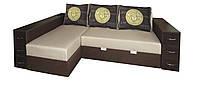 Угловой диван на ламели Магнат, фото 1