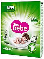 Стиральный порошок для детских вещей Teo bebe New cotton soft Sensitive Green - 400 г.