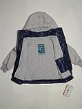 Куртка демисезонная для мальчика ТМ Єволюшн, фото 3
