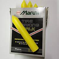 Мел MARUNI желтый d.13