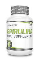 Витамины спирулина BioTech - Spirulina (100 капсул)