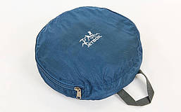 Сумка-рюкзак складная многофункциональная GA-2107 синяя, фото 3