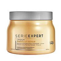 Маска для восстановления поврежденных волос L'Oreal Professionnel Absolut Repair Lipidium 500 мл