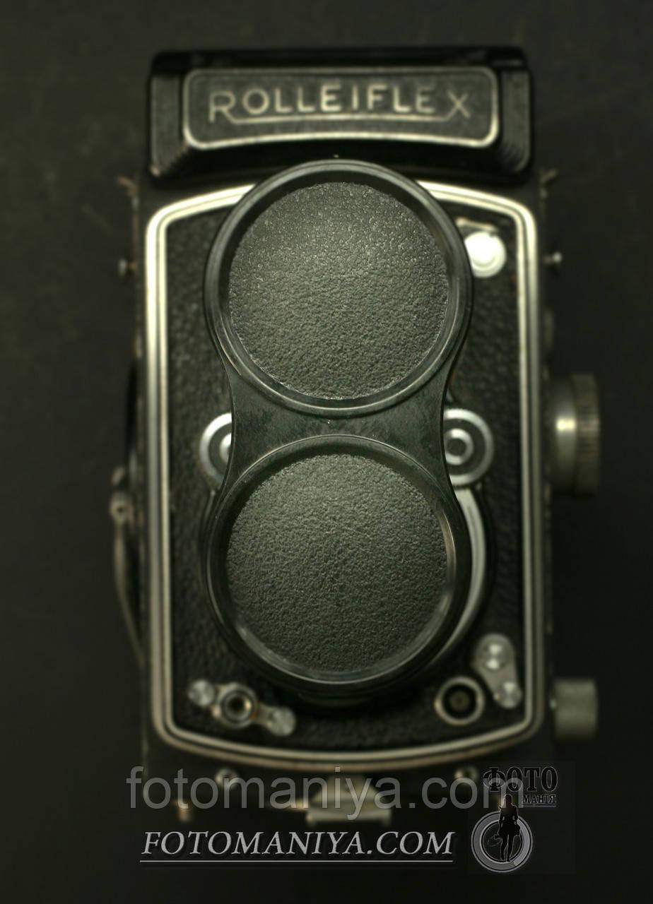 Кришка об'єктива для TLR-камер Rolleiflex, Yashica, Ricoh, Minolta та ін. з байонетом Bay I